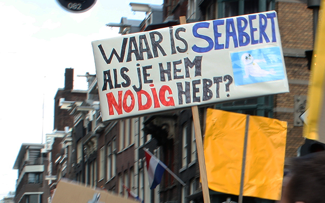 Bord climate march seabert