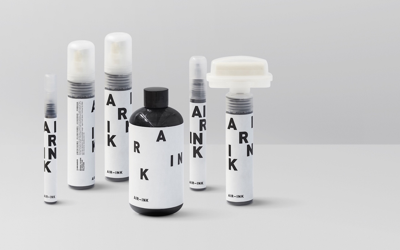 Air-Ink (inkt van uitstoot)