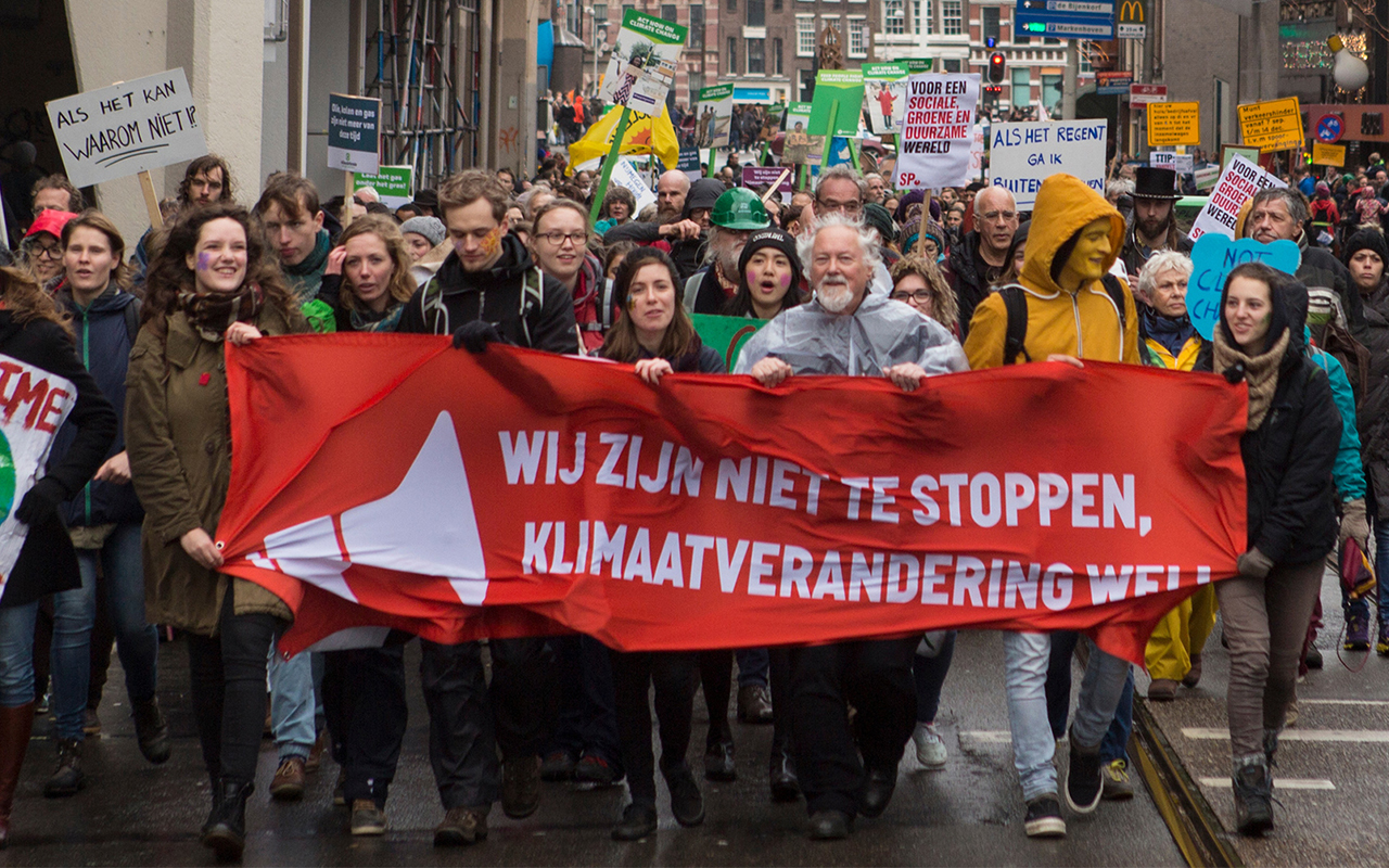Climate March Greenpeace