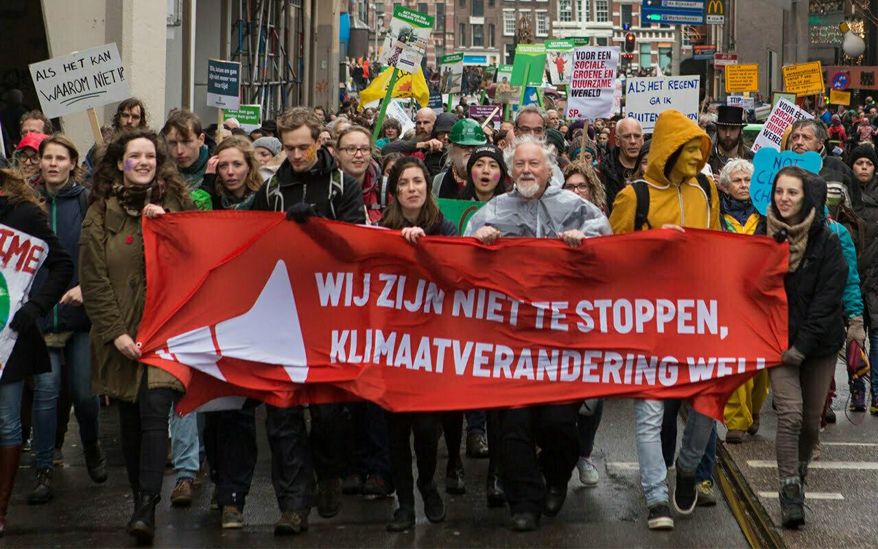 Waarom je 29 april moet lopen voor het klimaat