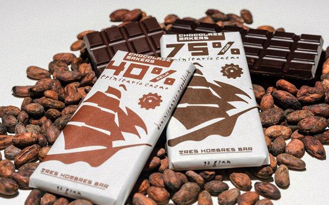 Biologische chocolade van The Chocolatemakers