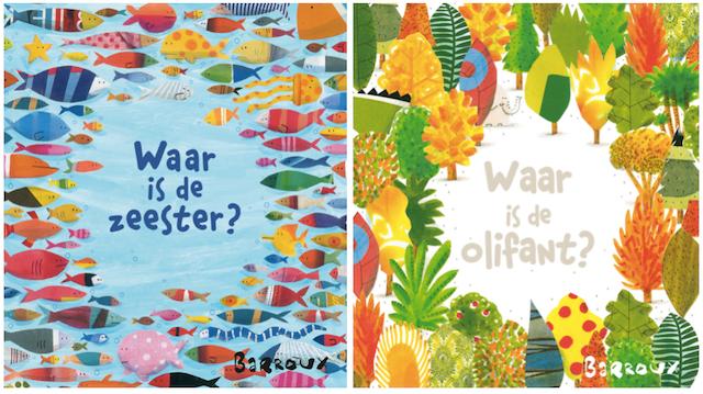 Kinderboek Barroux
