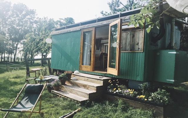 Tiny Inn door Expeditie Kram