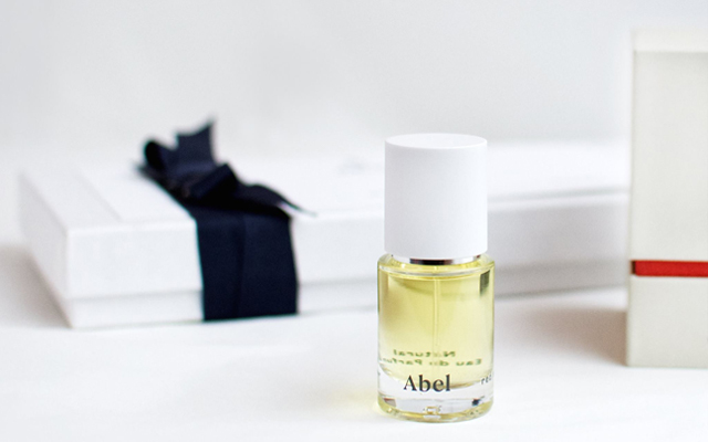 Natuurlijk parfum van Abel Odor
