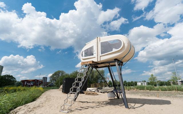 Urban Campsite Amsterdam -Jeroen Staats