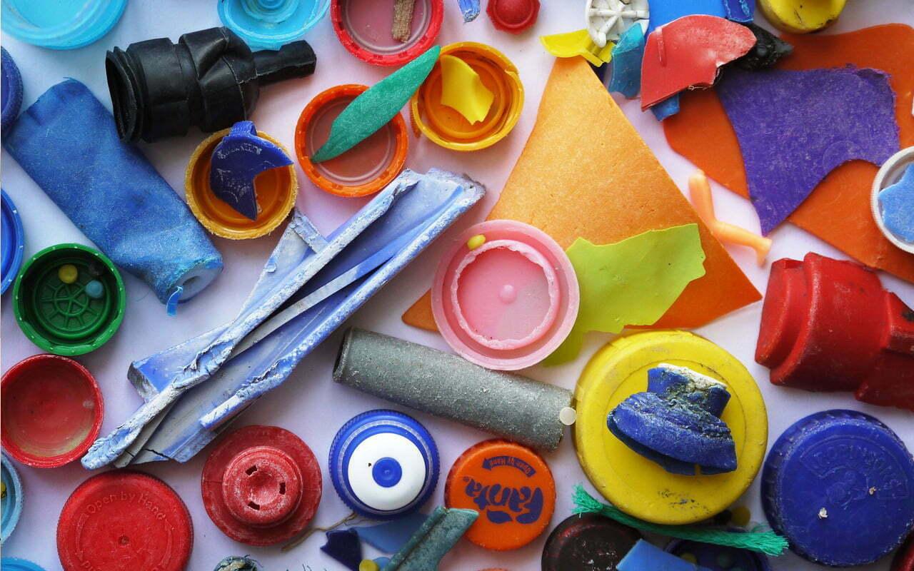 Zet jezelf op Plasticdieet