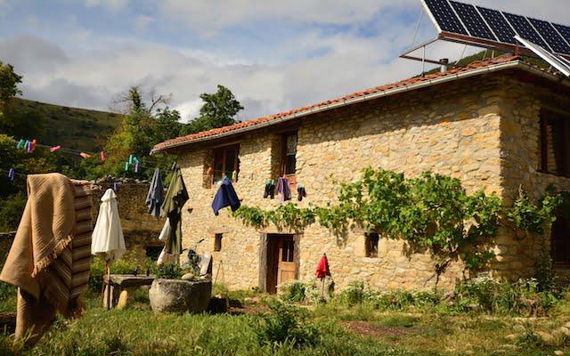 Een update uit het dorpje in Spanje