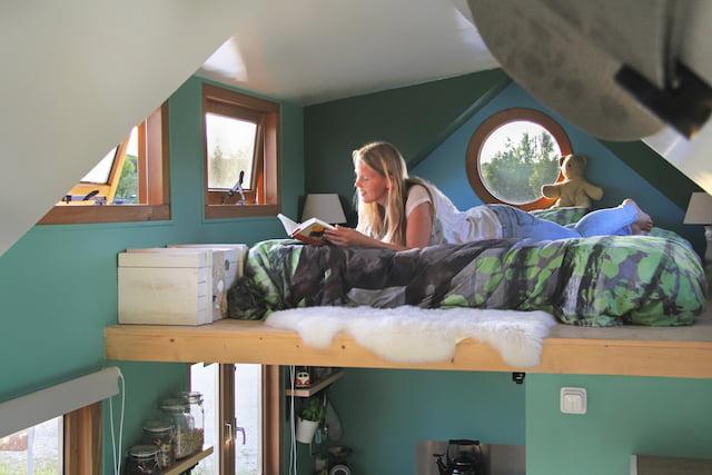 Shirly Tiny House Loft