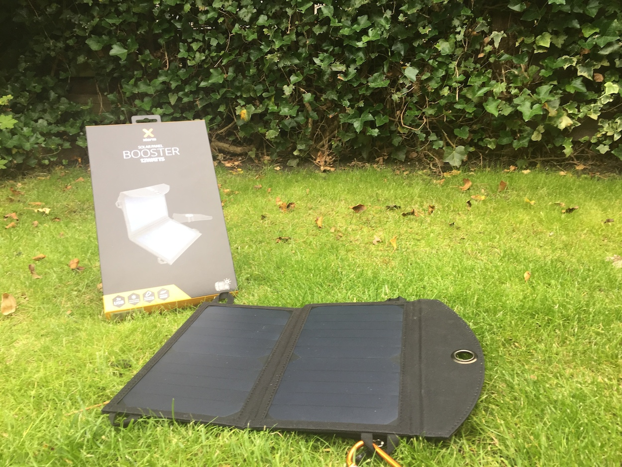 Review: zonnelader Xtorm Solar Power Booster AP150
