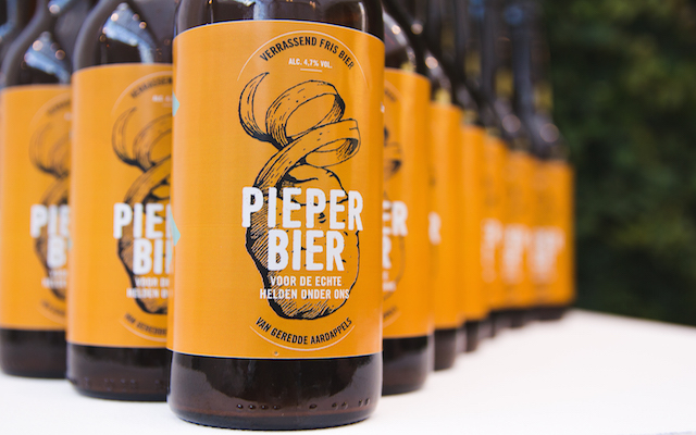 5 biertjes tegen (voedsel)verspilling
