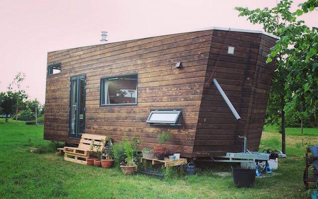 Zo bouw je een tiny house