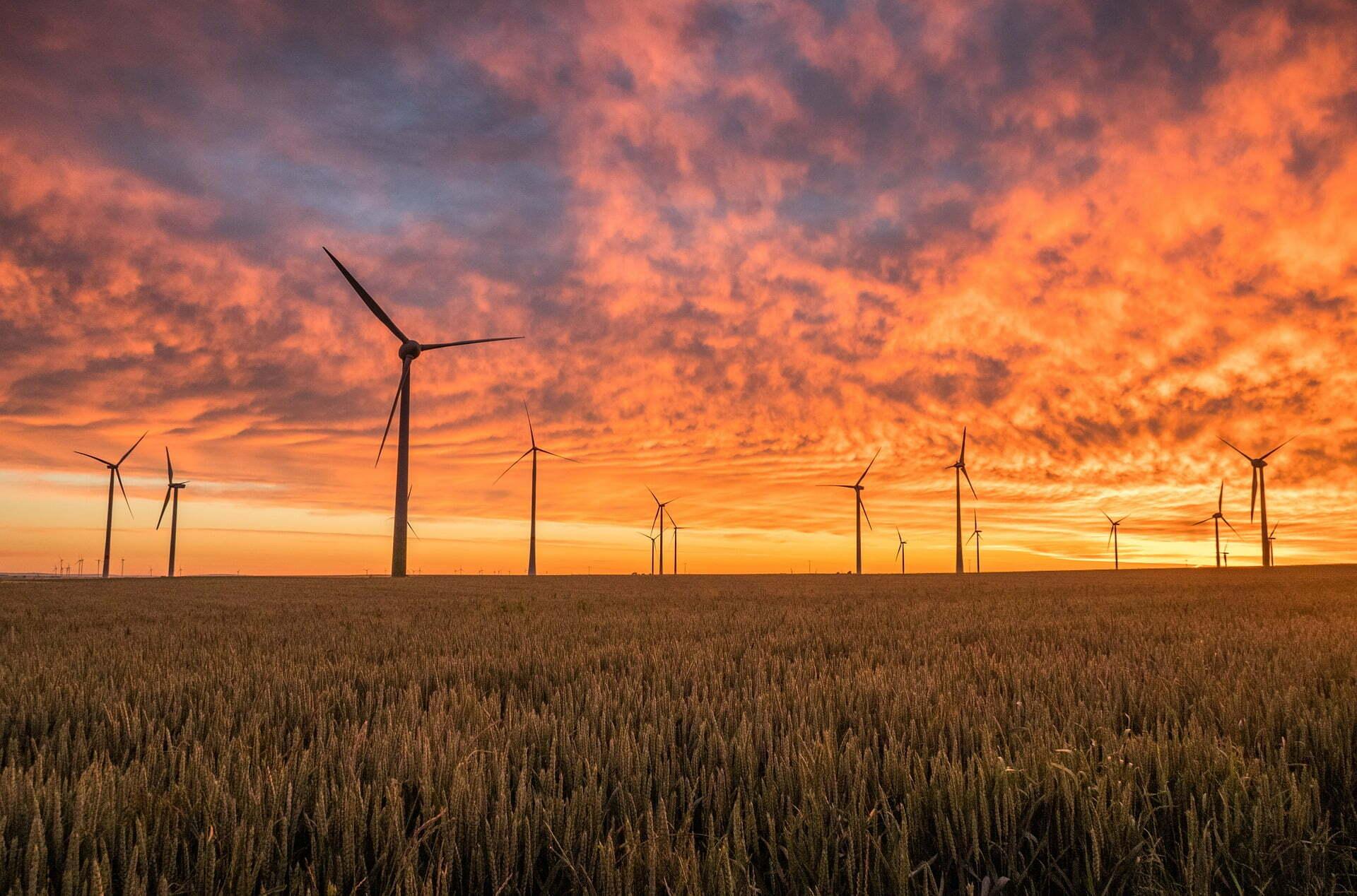 Hoe werkt een windmolen?