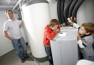 Belangrijk alternatief voor gas: de warmtepomp