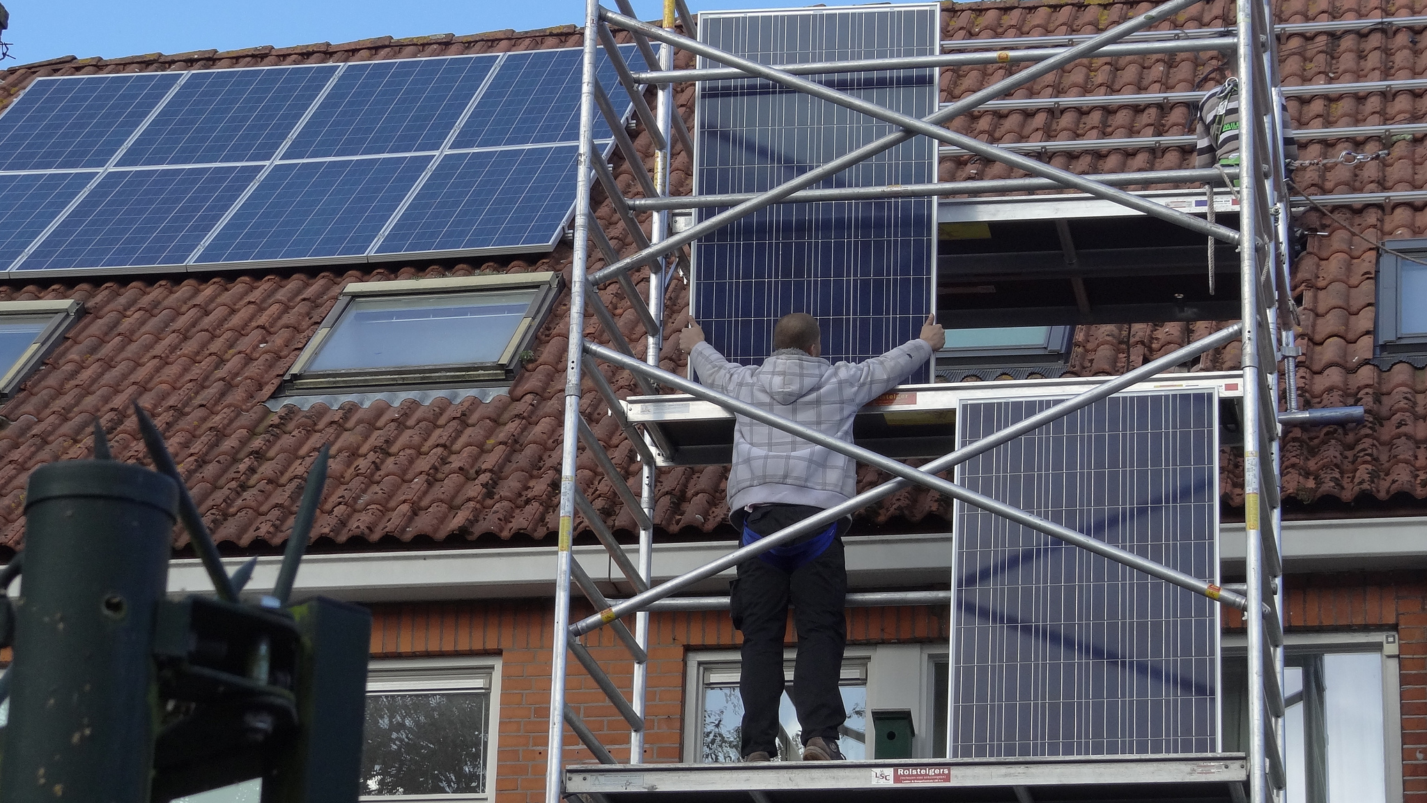 Ook in bestaande huizen kun je van de zon leven in Nederland