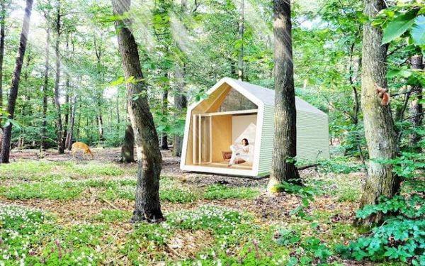 Hoe kom ik aan een stuk grond voor mijn tiny house?
