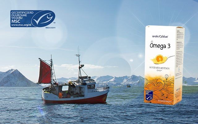 Visolie voor omega-3