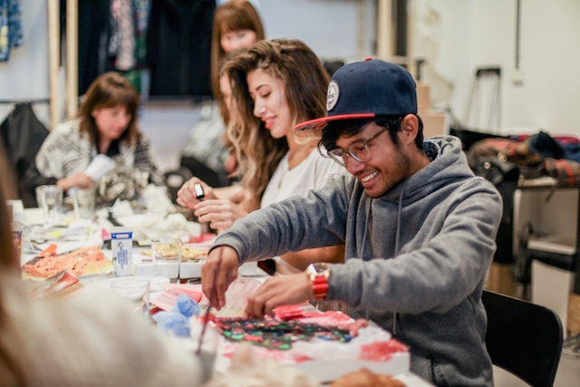 Dutch Design Week No Waste Fashion Workshop