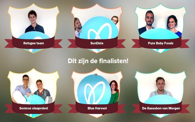 Op welke Wereldprijs finalist ga jij stemmen?