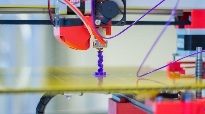 De kansen en risico's van de 3D-printer