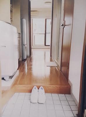 Het huis van een Japanse minimalist