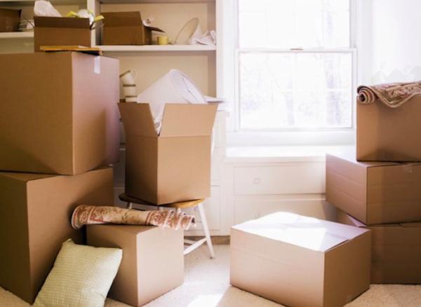 Vijf tips om mindful te verhuizen