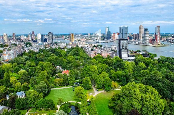 Rotterdam krijgt als eerste in Nederland een circulaire woonwijk