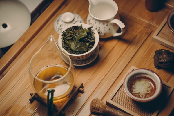 matcha poeder thee