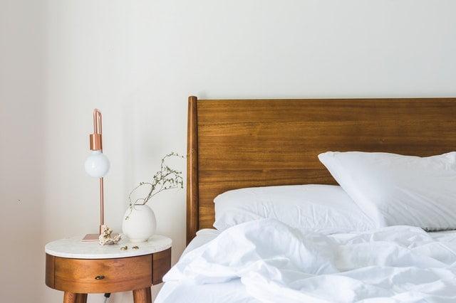 bedlinnen voor een duurzaam bed