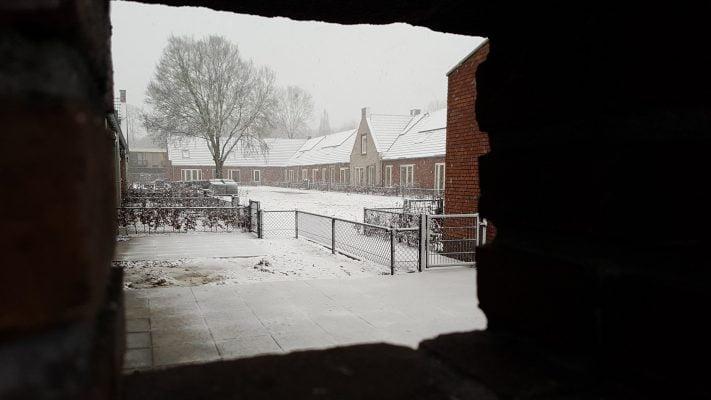 Eerste Knarrenhof van Nederland is opgeleverd