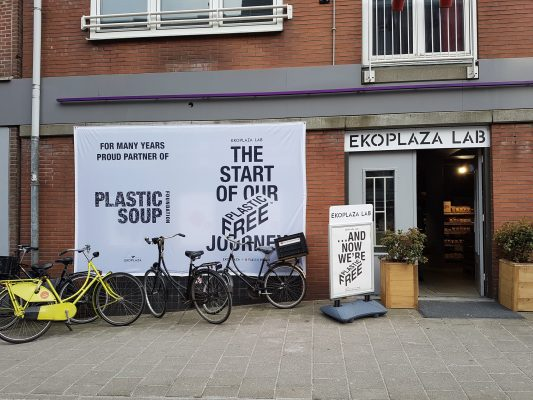 Plasticvrij shoppen