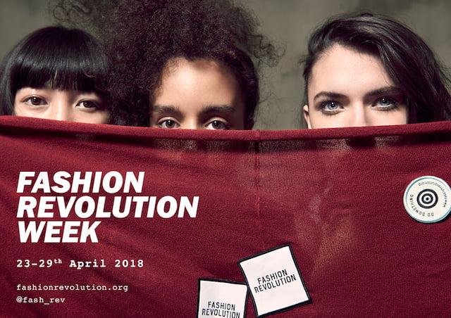 Fashion Revolution Week: ook jij kunt de mode-industrie veranderen