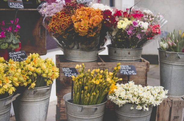 Bloemetje op tafel? Ga naar een duurzame bloemist!