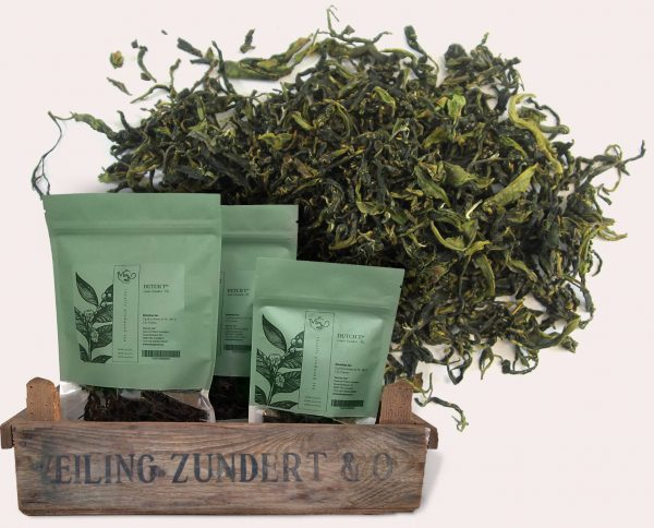 Met deze theeplant kan je zelf thee maken