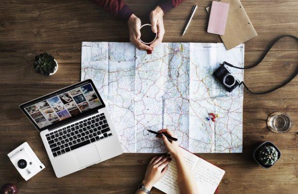 Een eco-tegenhanger van reisblogs en vakantiefoto's