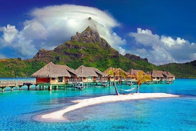 Ruilend op reis. Van WakaWaka tot Bora Bora. Gaat dat lukken?