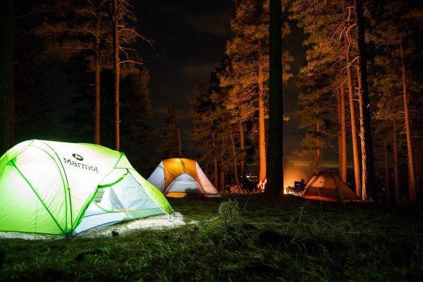 Vier keer kamperen én iets extra's doen voor de natuur