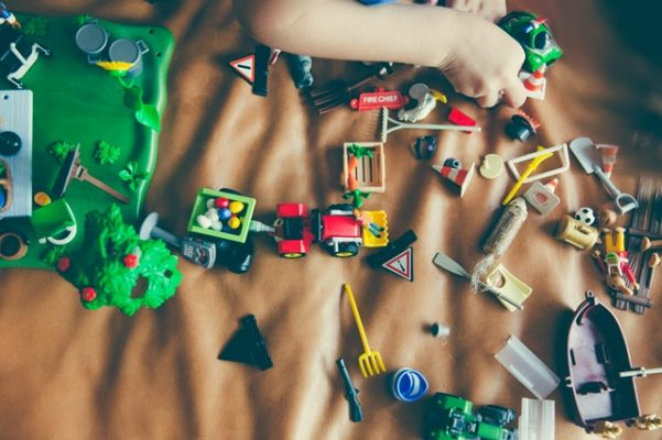 Te veel speelgoed in huis? Pak het anders aan!