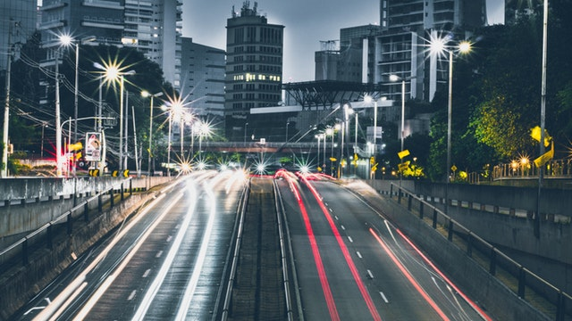 li-fi straatverlichting