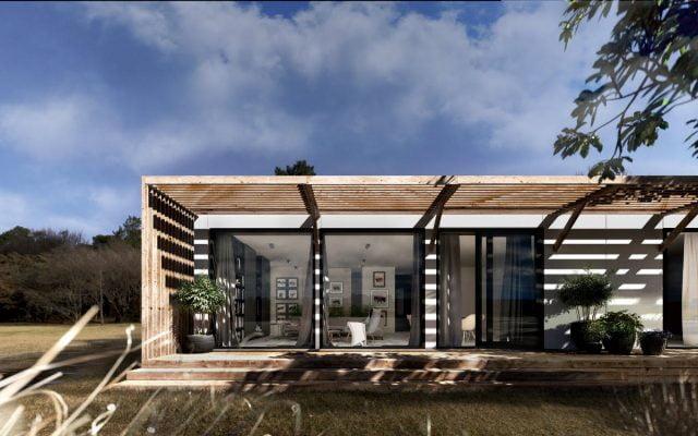 De nieuwe Oliv-woningen van Sustainer Homes maken duurzaam wonen betaalbaar