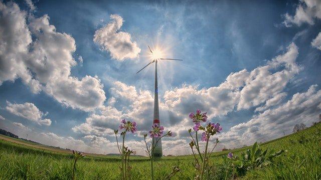 Koop een stukje van een windmolen en wek je eigen energie op