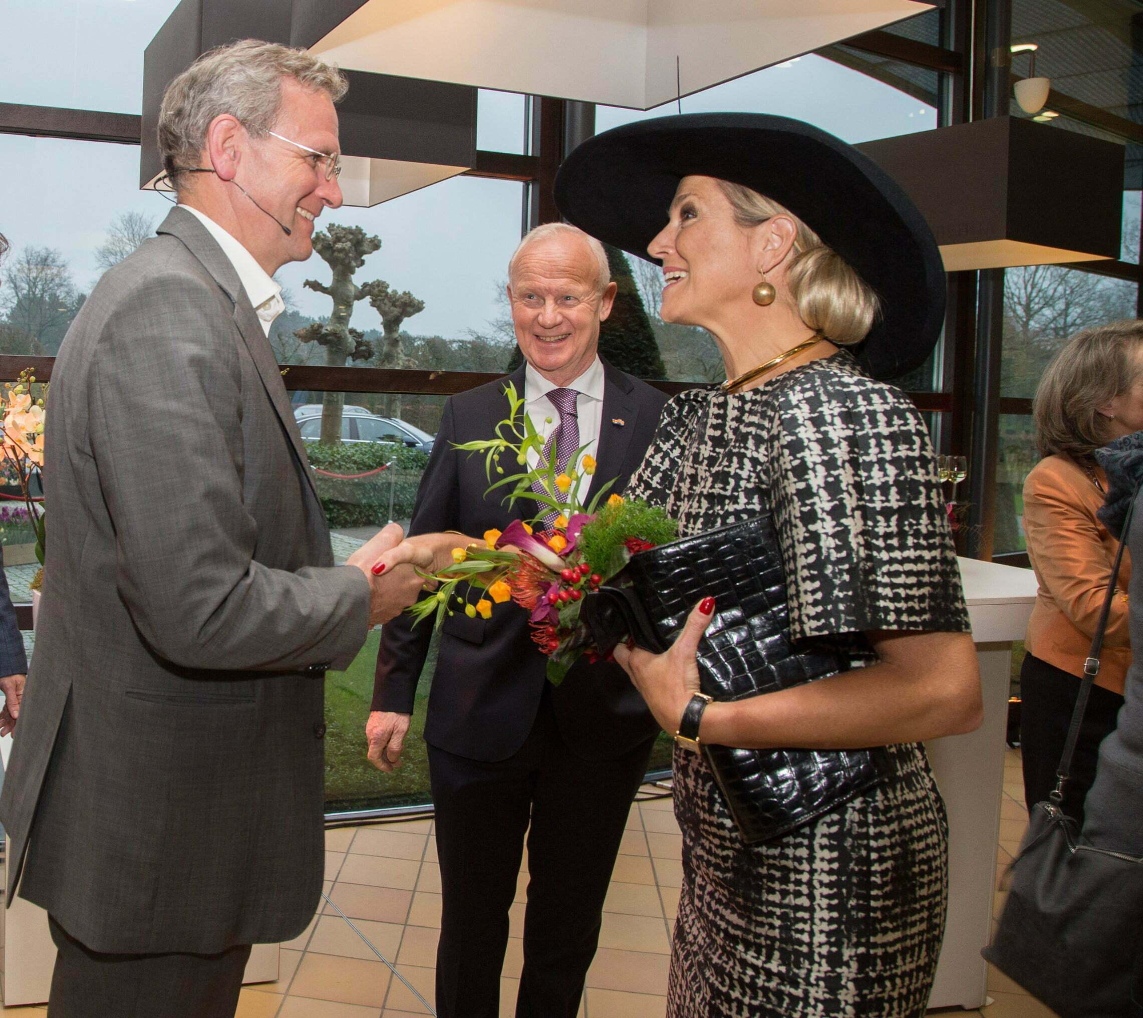 Koningin Máxima reikt prijs voor duurzaam ondernemerschap uit