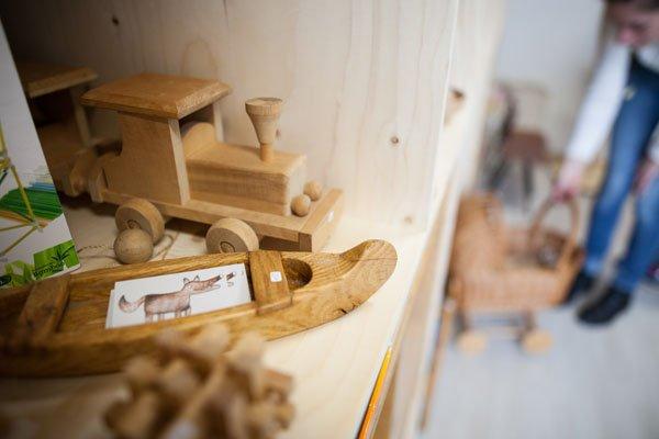 Houten speelgoed | Duurzaam houten speelgoed, tweedehands