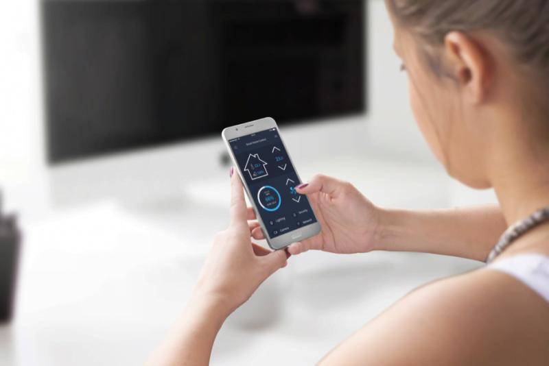 Energie besparen doe je met een energie-app
