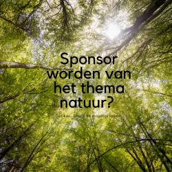 'Natuur' wordt mede mogelijk gemaakt door: