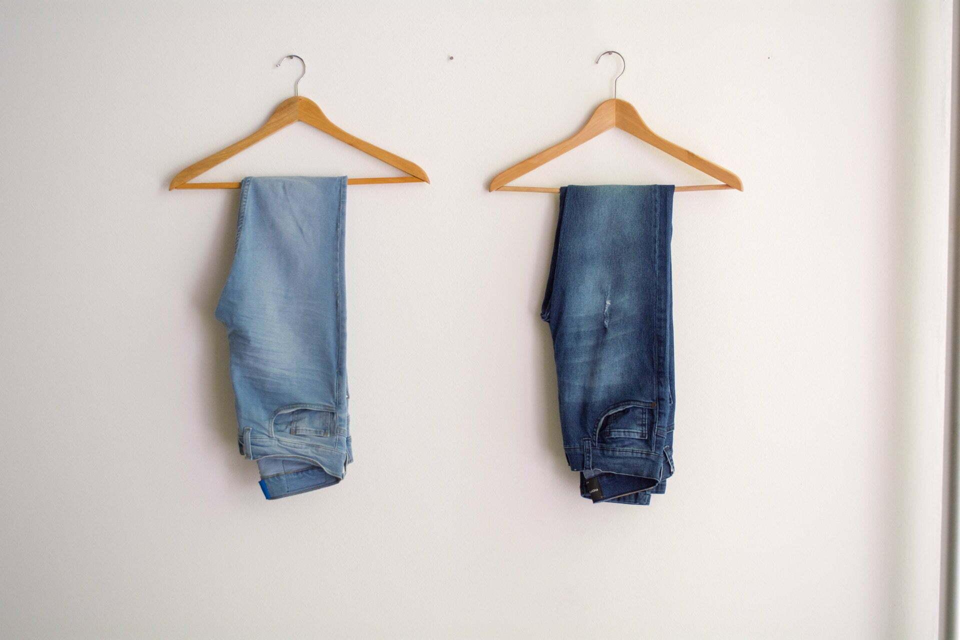 duurzame spijkerbroek