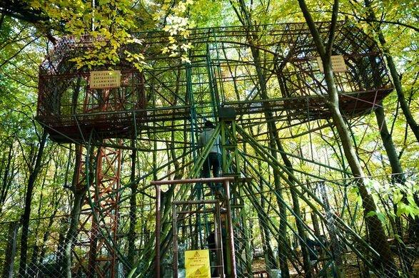 Dit eco-pretpark is volledig off the grid