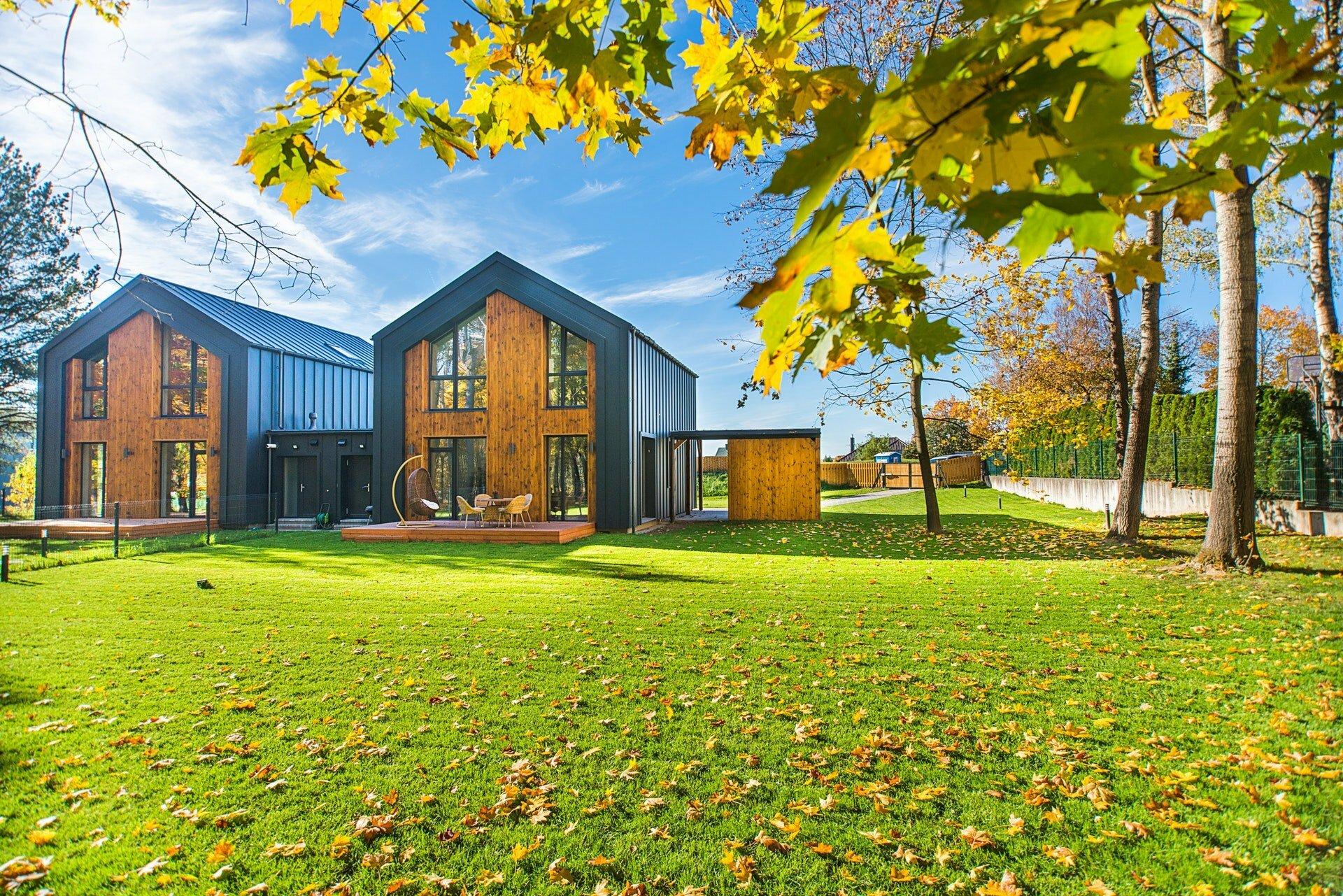 is een houten huis duurzaam?