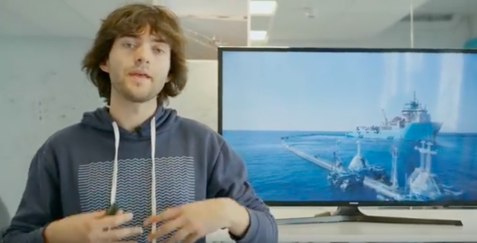 World Oceans Day: de nieuwe stap van Boyan Slat in zijn strijd tegen plastic