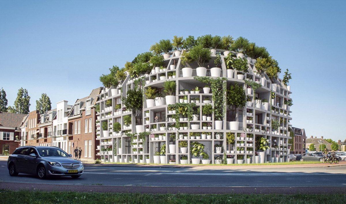 groene villa