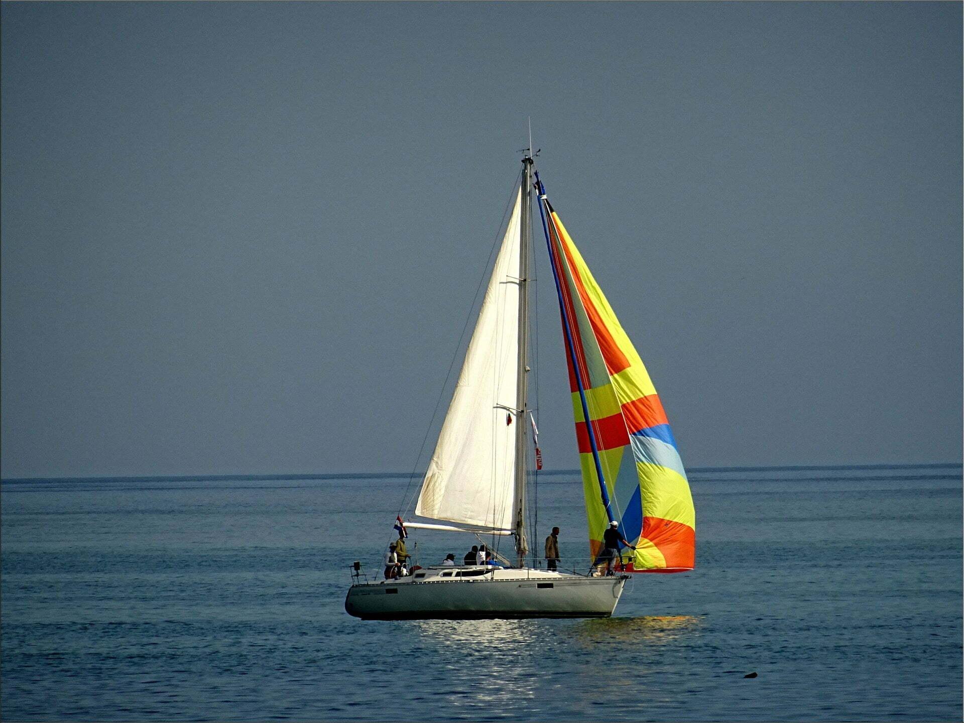 reisindustrie veranderen met zeilboot